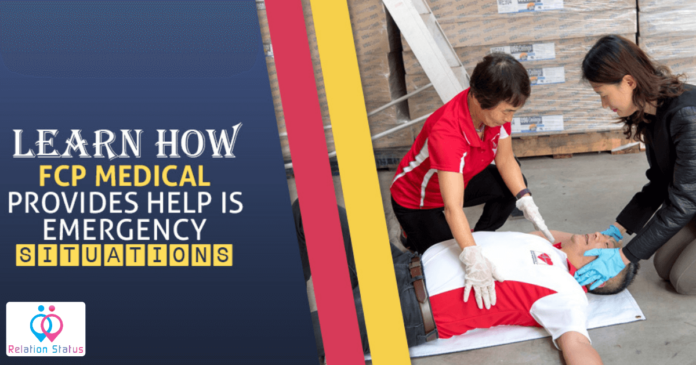 Learn How FCP Medical Provides Help in Emergency Situations