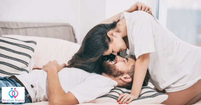 quality of sex in a relationship