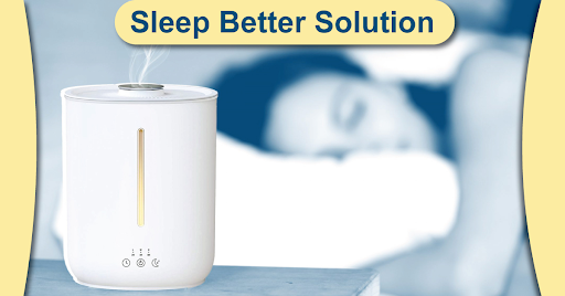 Protect Your Health and Sleep Better With a Humidifier-Sleep Health Solutions